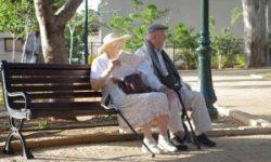 die verdiente Altersrente