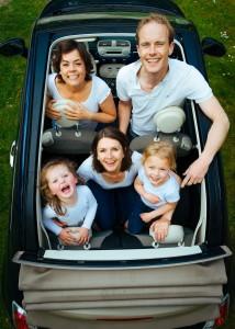 Versicherungen für die ganze Familie
